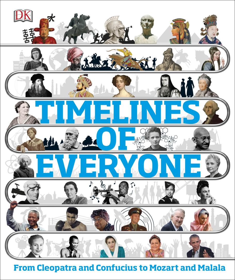 TIMELINES OF EVERYONE COVER